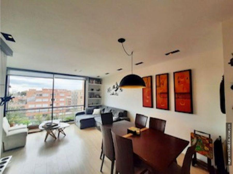 apartamento en venta en santa barbara occidental