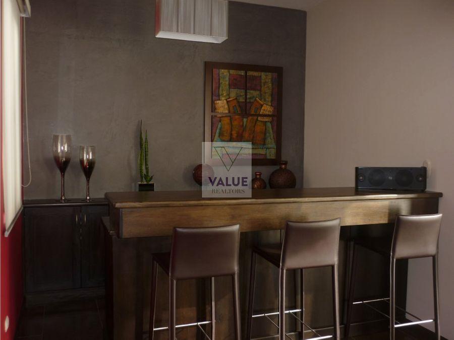 venta bonita casa en condominio sector fraijanes
