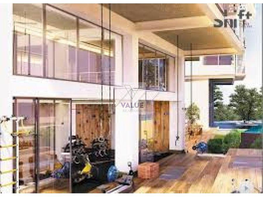 renta apartamento amueblado en z16 por cayala