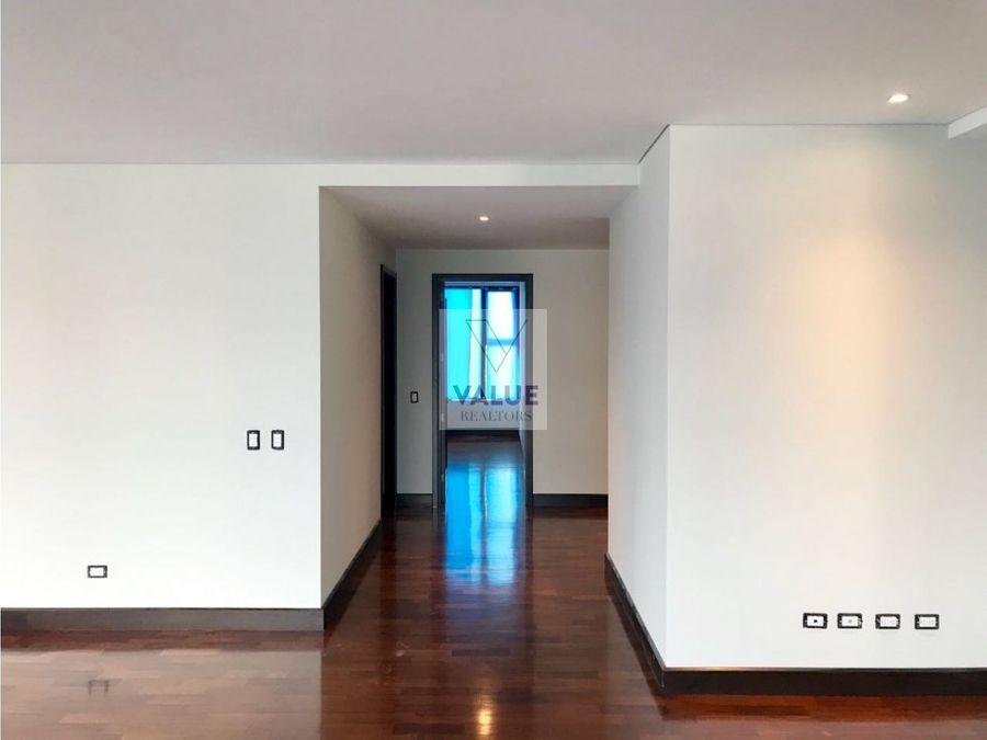 venta apartamento exclusivo en z14