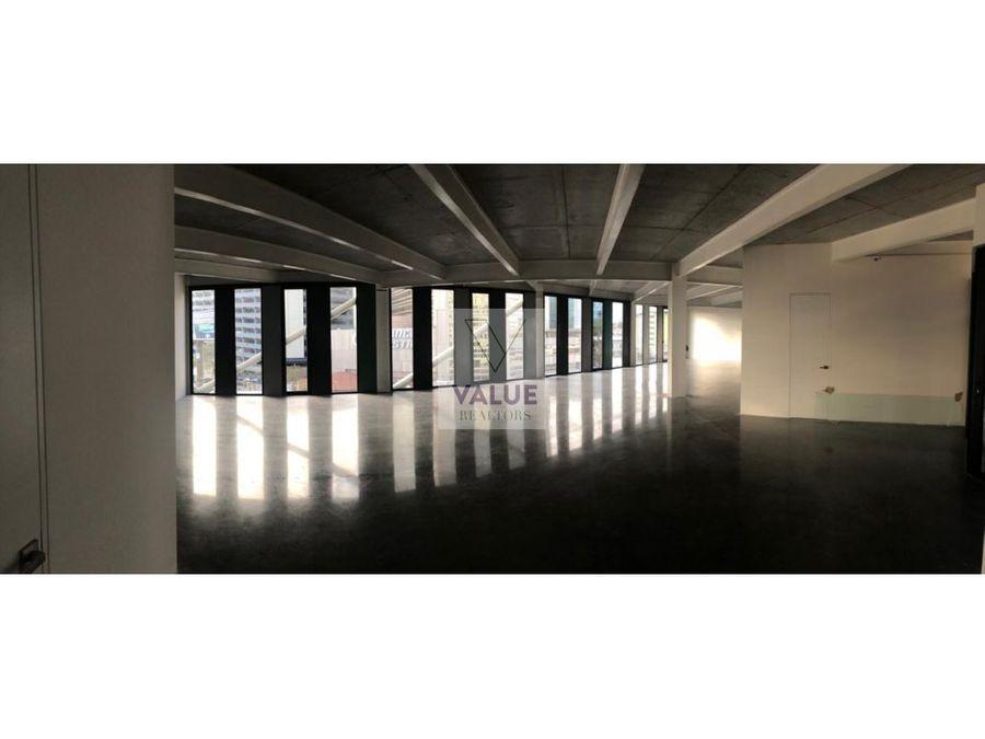 renta oficina en exclusivo edificio nuevo en z4