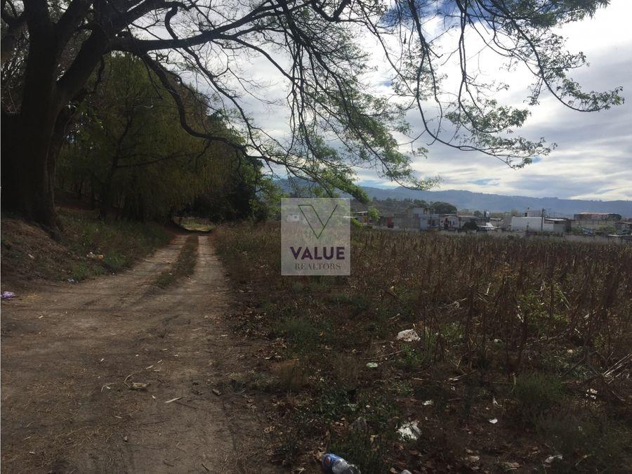 venta terreno 126mz en villa nueva