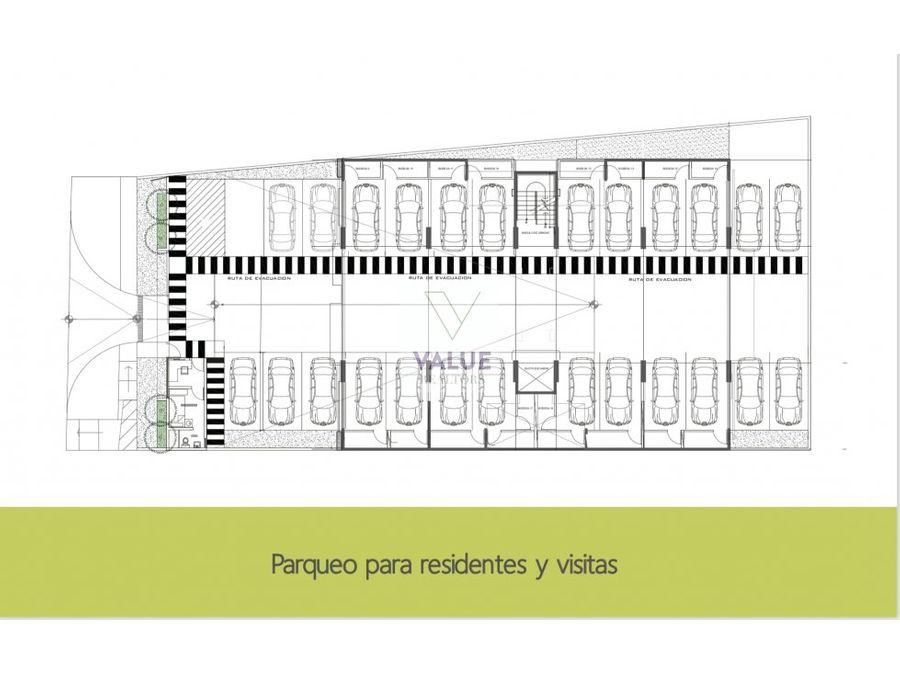 venta apartamento nuevo en z15 vh3 sector cayala