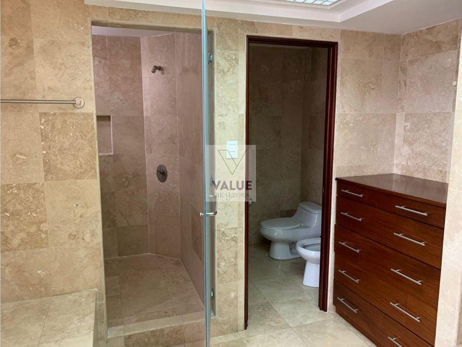 venta y renta apartamento en z10 285m2 3 dorms 1