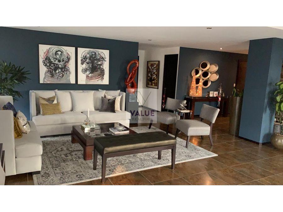 venta y renta apartamento en z10
