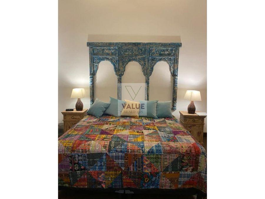 venta exclusiva residencia en el casco de antigua 8 dorms