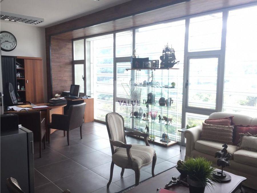 renta oficina en exclusivo edificio en z15