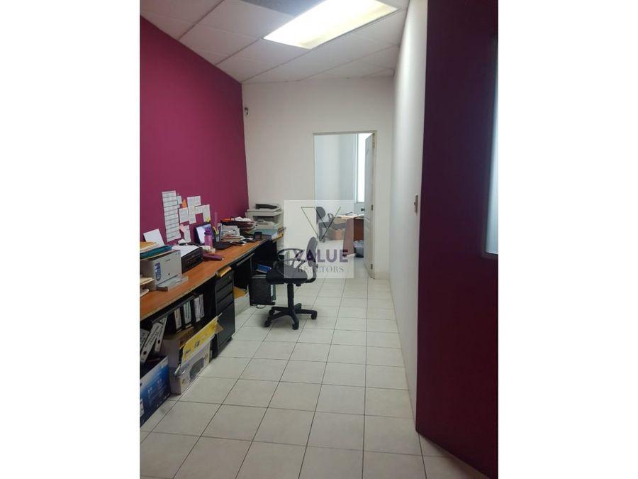 renta oficina z10 exclusivo edificio 72m2