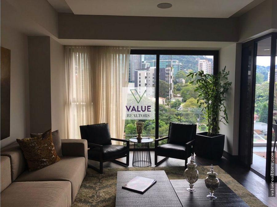 venta apartamento en edificio lujoso de z15