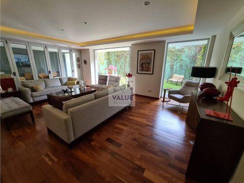 venta casa en exclusivo condominio z15 460m2 y 430v2