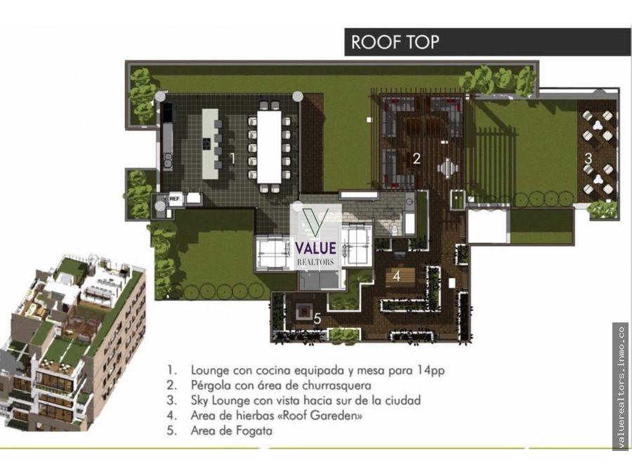 venta apartamento en exclusivo edificio en z15