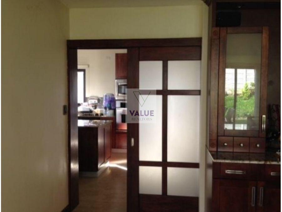 venta casa en zona 16 1