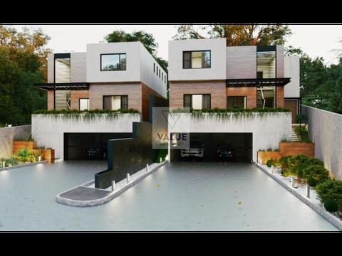 venta casa nueva en montebello 3 dorms