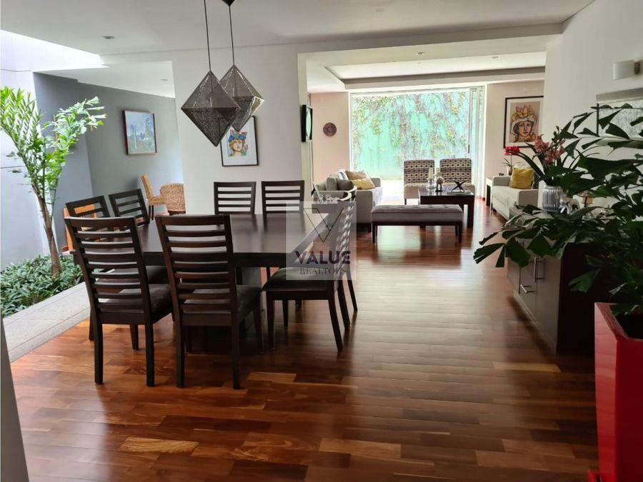 venta casa en exclusivo condominio z15 460m2 y 430v2 1