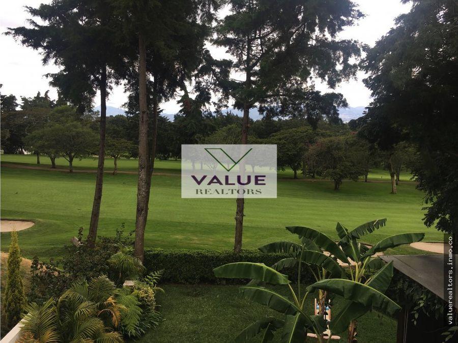 venta casa en club de golf san isidro