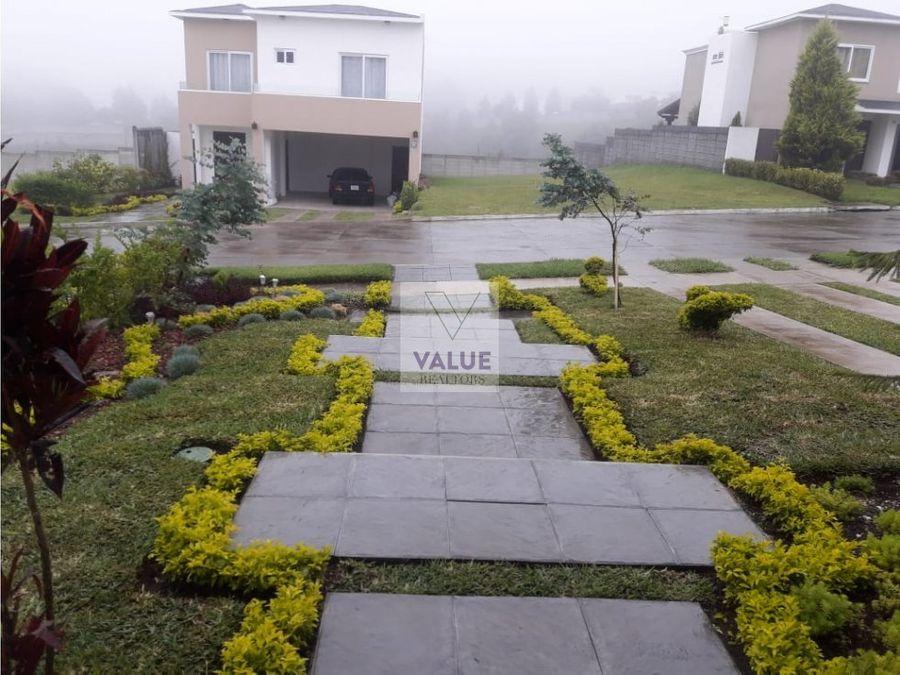 venta casa en carretera al salvador