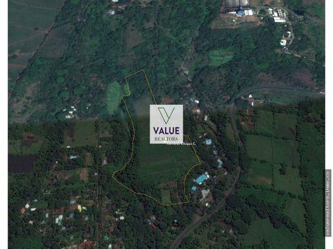 venta terreno ideal para desarrollo palin