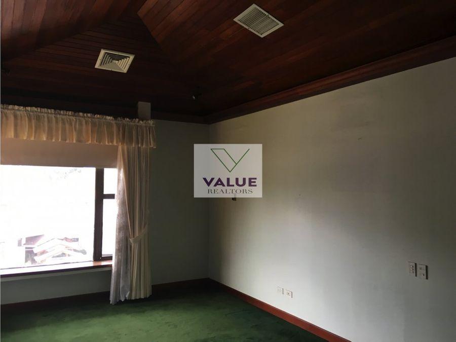 vendo casa en exclusivo condominio z15