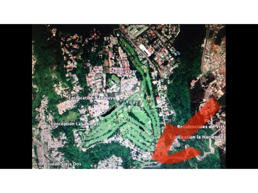 venta terreno en zona 16 1