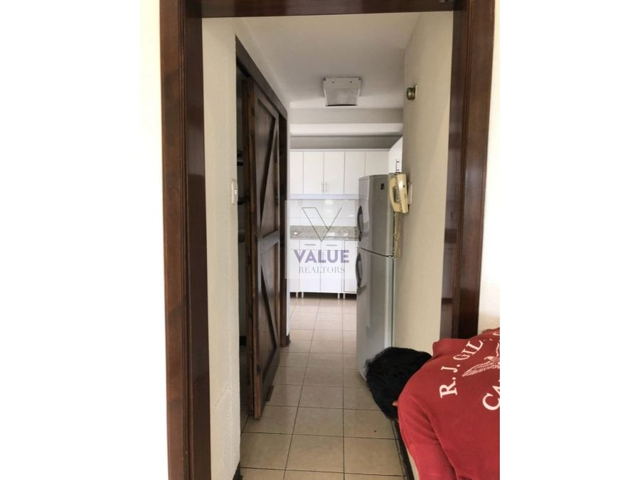 renta apartamento 2 dorm en zona 14
