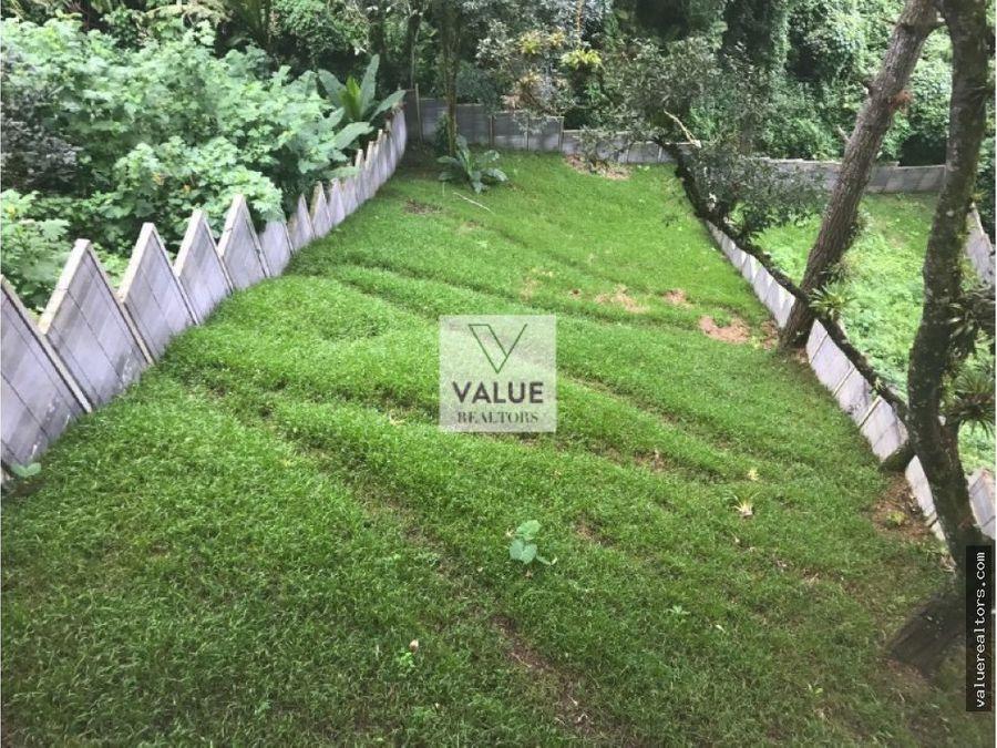 venta casa en sector de santa rosalia ces 1
