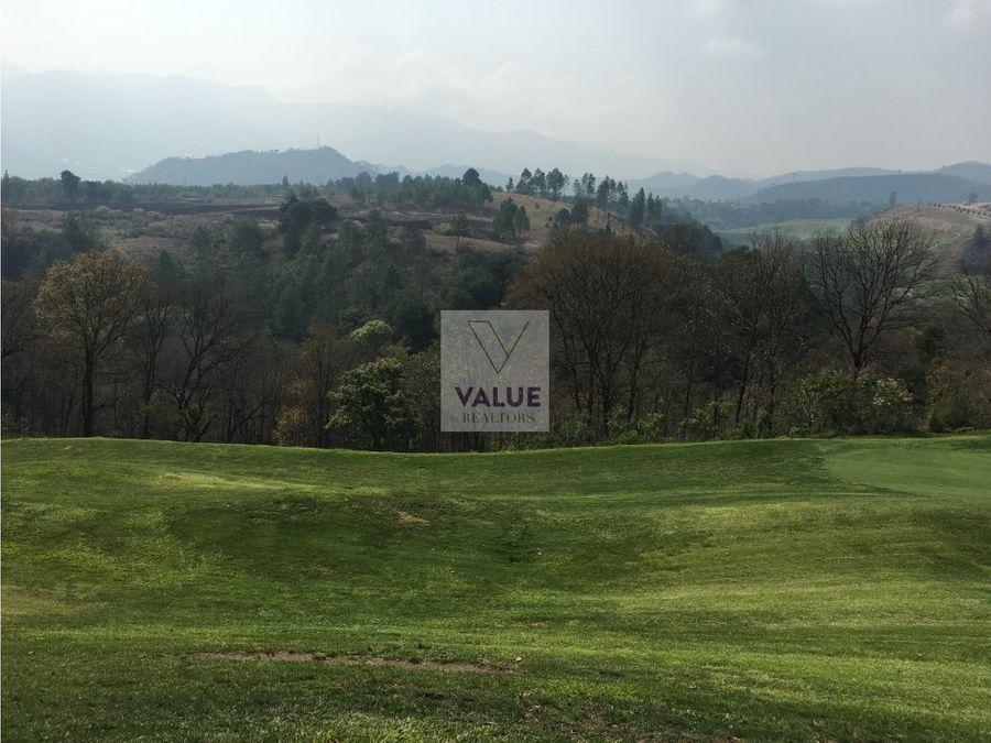 terreno en pulte golf 2113v2