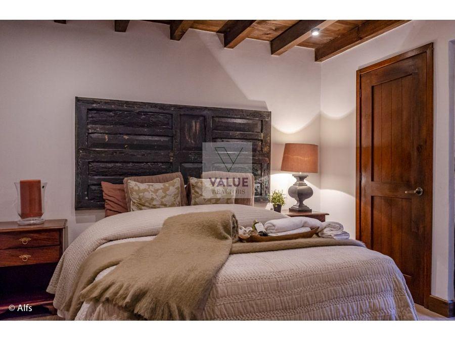 venta casa en casco de antigua 3 dorm