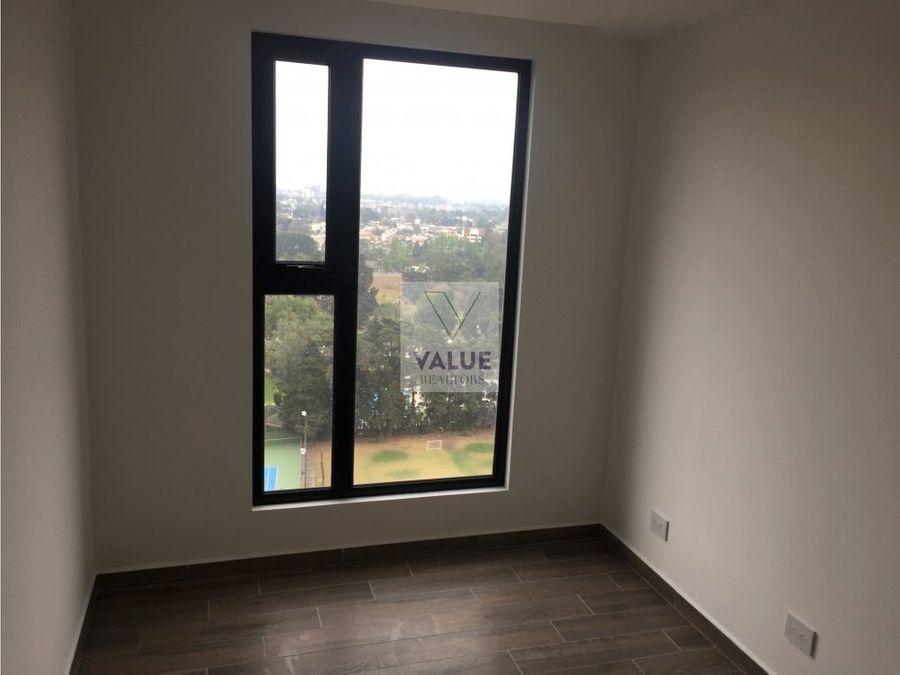 renta apartamento 98m2 y 3 dorms con linda vista y balcon en z15