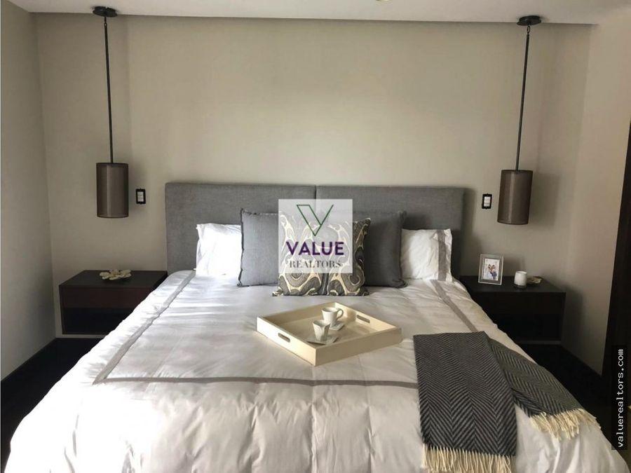 venta apartamento en edificio exclusivo de z15