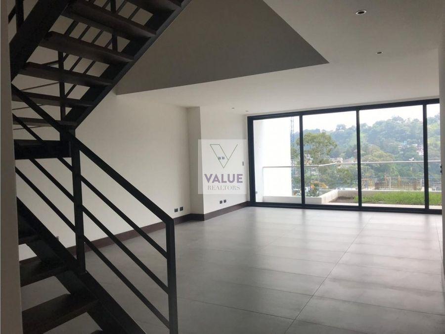 apartamento 2 niveles en renta z 16 1