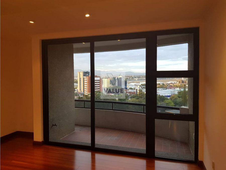 renta apartamento en exclusivo edificio z14