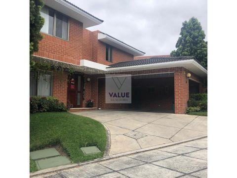 venta exclusiva residencia en z15 en condominio 3 dorms