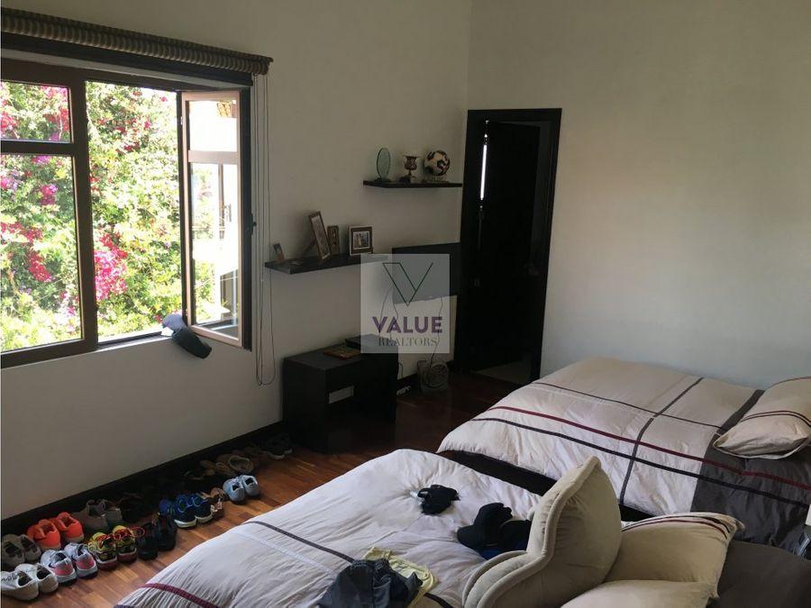 venta casa en muxbal 3 dormitorios