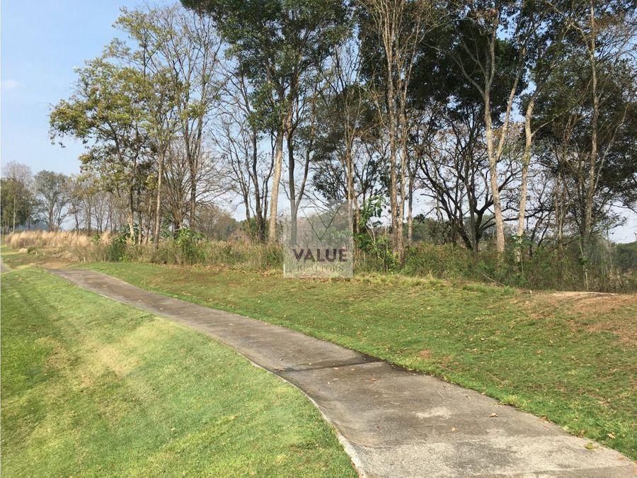 terreno en pulte golf 1424v2