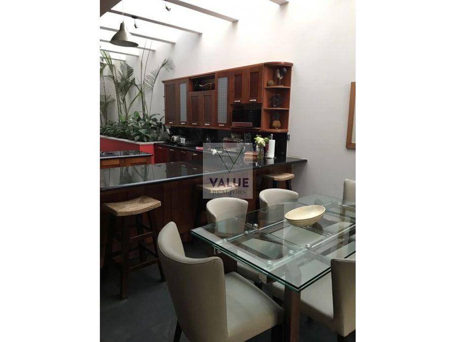 venta linda casa en z16 en condominio 1