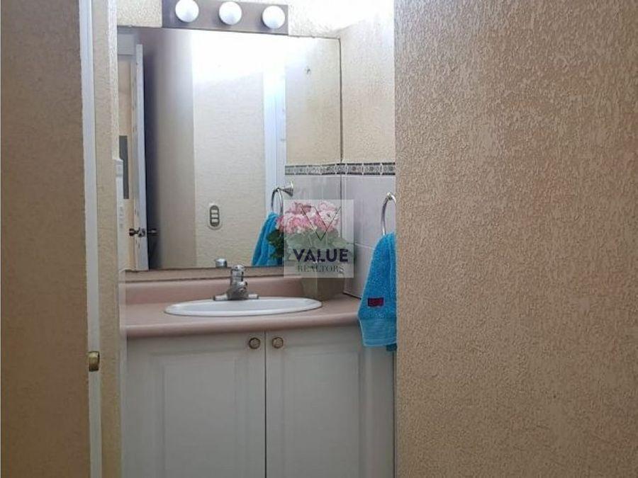 renta casa grande en condominio exclusivo z15 1