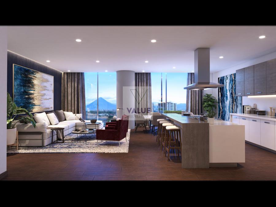 venta exclusivo apartamento nuevo de 4 dorm 411m2