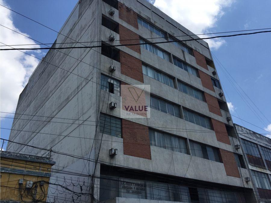 venta edificio completo en zona 1