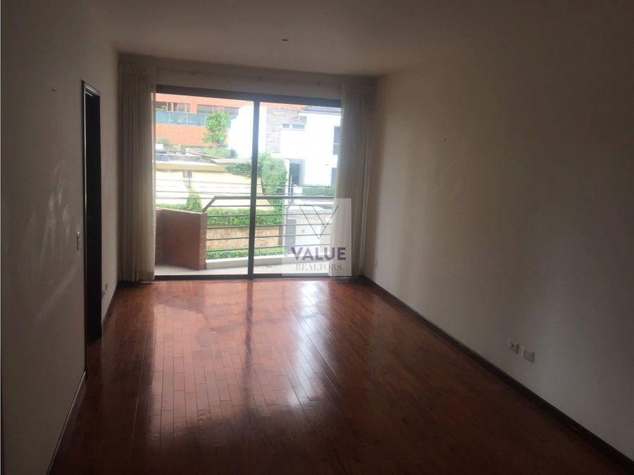 venta apartamento exclusivo 2 dorm z14 97m2