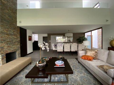 renta casa en elgin moderna 670m2 de 3 dorm