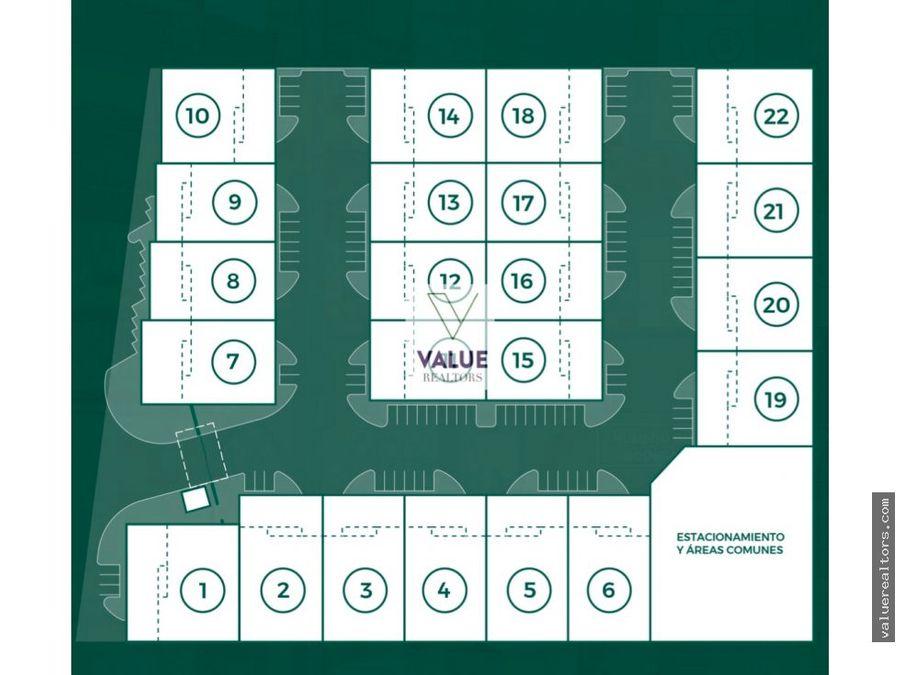 venta ofibodega 101905m2 en condo sector palin