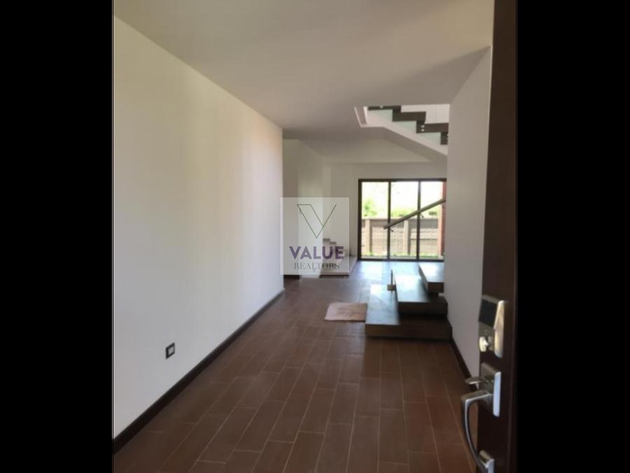venta casa exclusivo condominio final 20c z10
