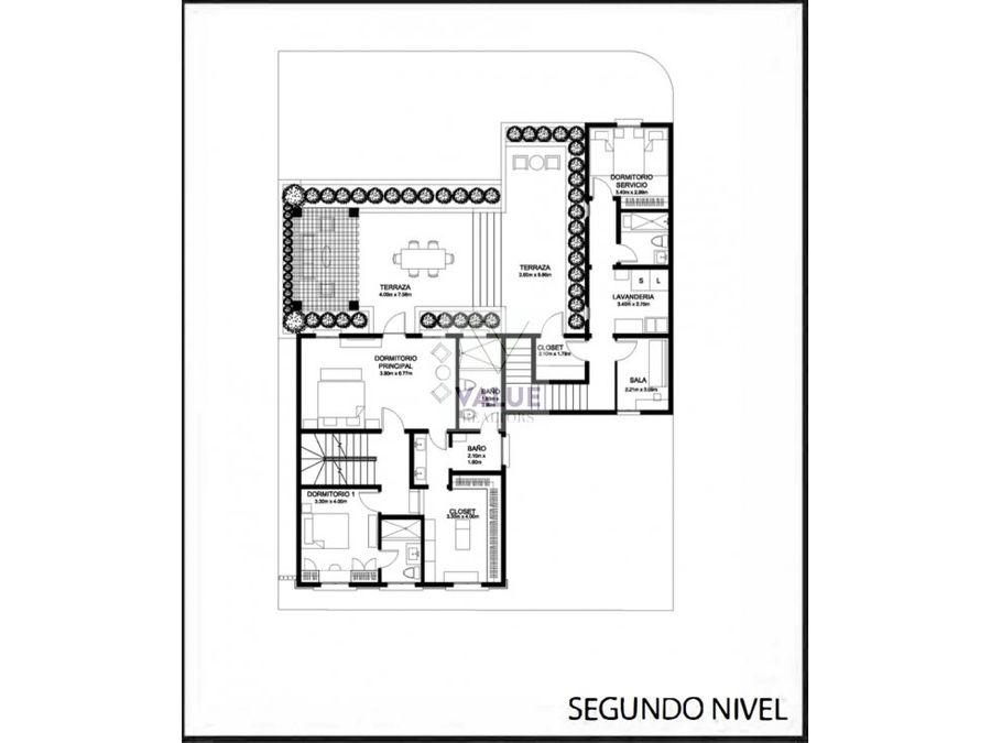 casa en condominio en cayala