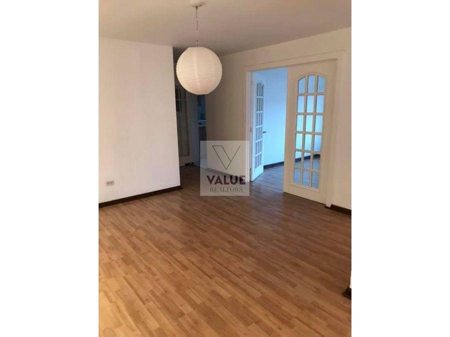 rento apartamento en san lazaro z15