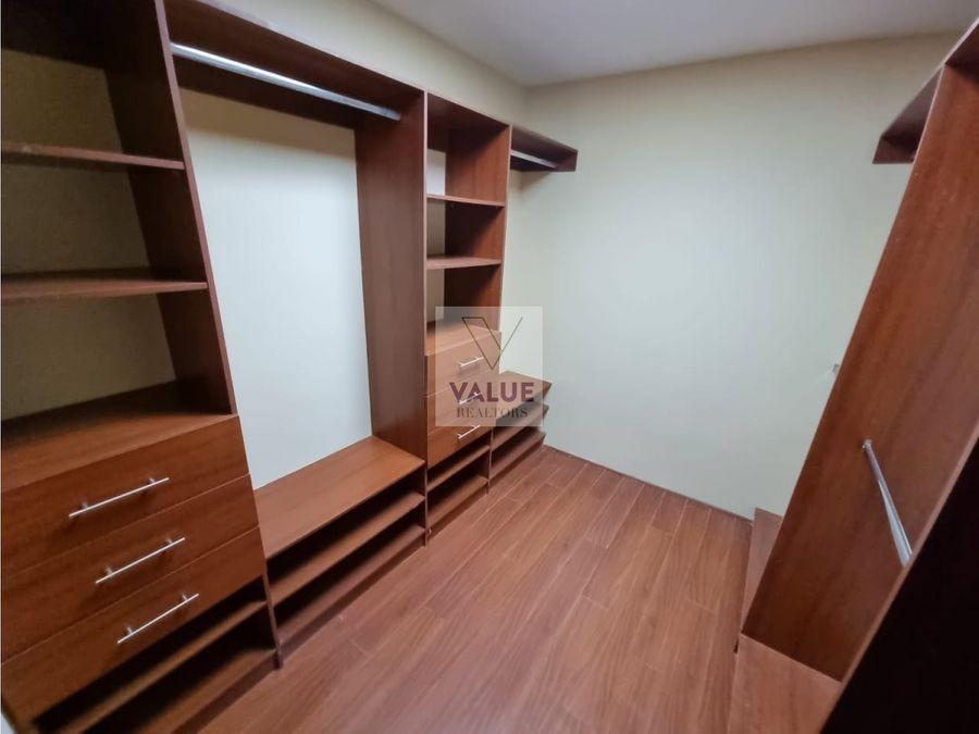 renta casa sector fraijanes en condominio 3 dorms