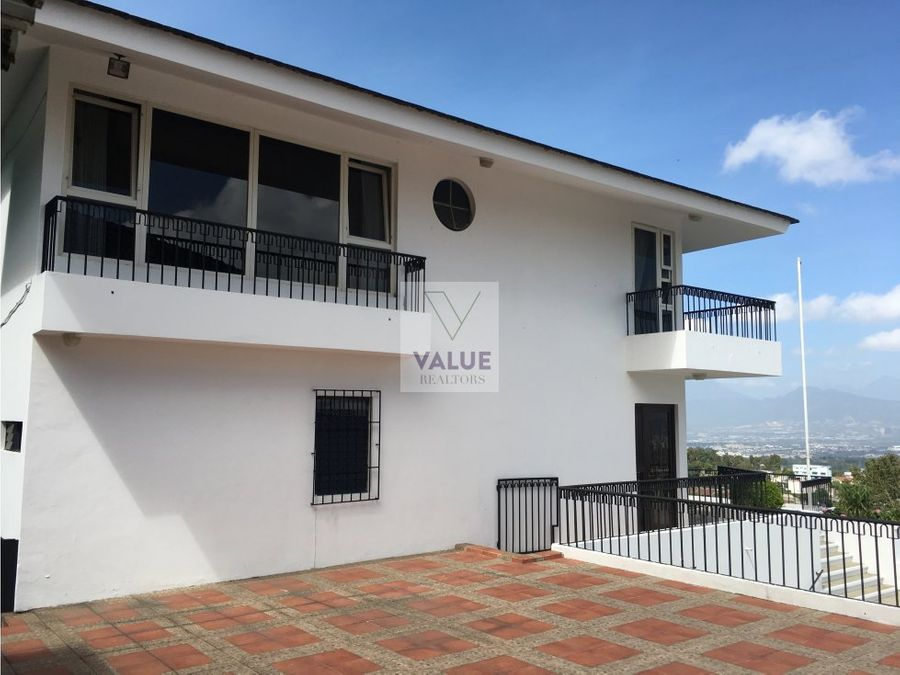 venta o renta casa en ces impresionante vista