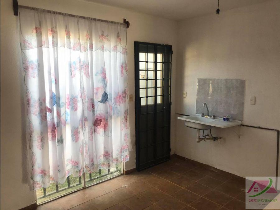 bonita casa en venta en paseos del rio emiliano zapata morelos