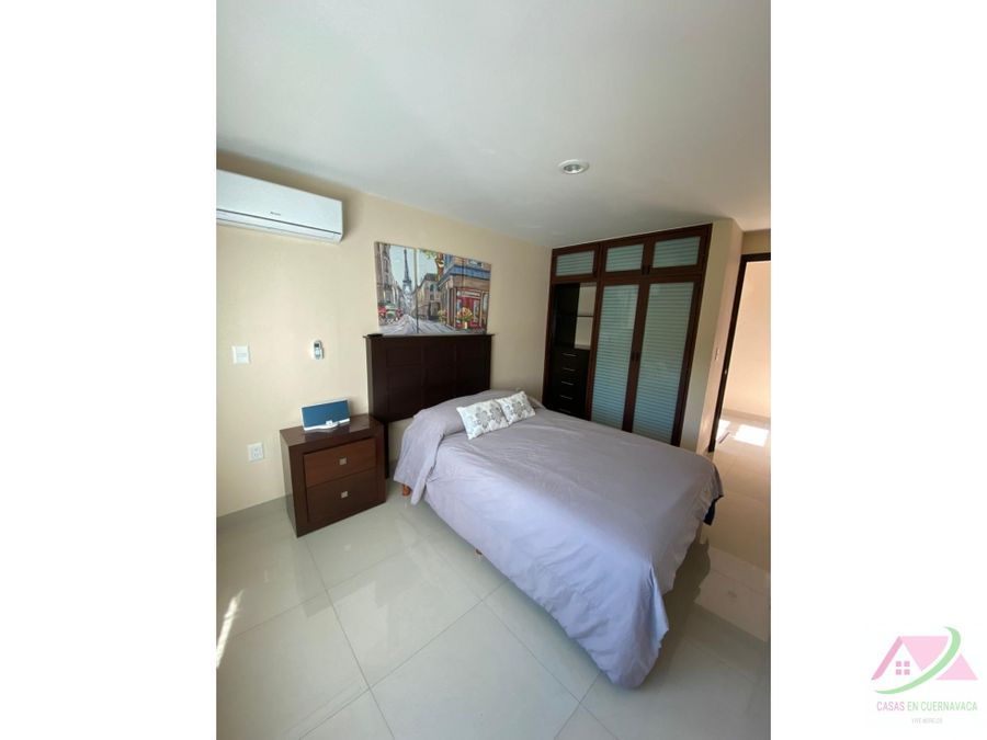 venta de linda casa en condominio excelente ubicacion en cuernavaca