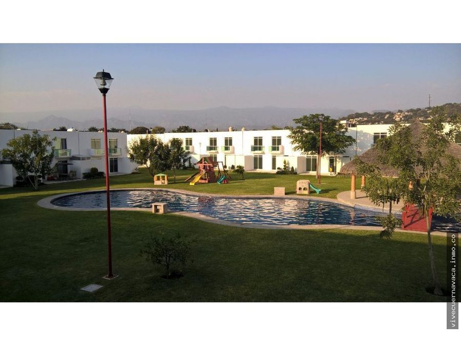 casa en venta en yautepec morelos con piscina