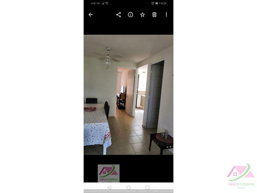 bonita casa en venta fraccionamiento real santa fe mor